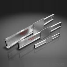 The Slide Pack is our cost-effective linear guide structured with a press-formed slider and a roll-formed rail.